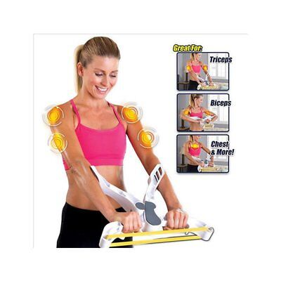 Wonder Arms Total Arm Workout System Fabulous Arms Upper Body Train Machine