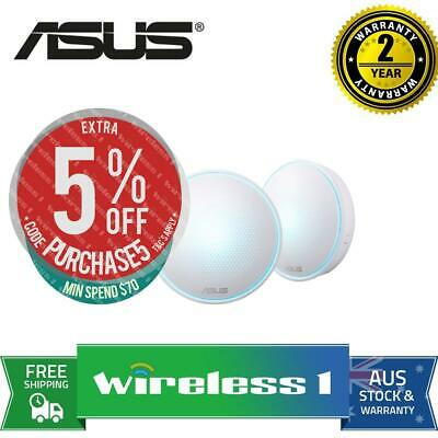 Asus Lyra 3 Pack AC2200 Whole-Home WiFi System