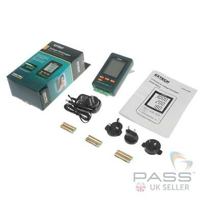 *NEW* Extech SD910 3 Channel DC (mV) Voltage Datalogger / UK Stock
