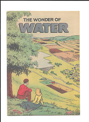 Wonder Of Water High Grade (9.2) 1957 Promotional