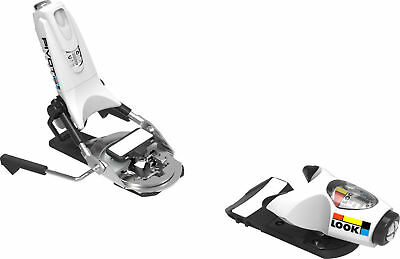 Look Pivot 18 Ski Bindings Mens Unisex All Mountain Freestyle Freeride New