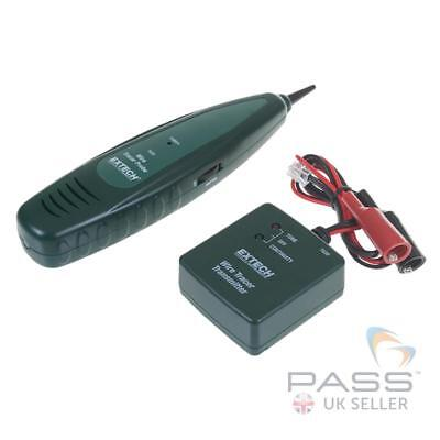 *NEW* Extech TG20 Wire Tracer Kit - Transmitter, Receiving Unit + Accessories /