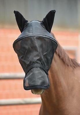 Fly Mask, koppelmaske, Fly Professional Underwired for Eye Relief, SH - WB