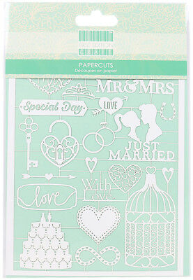 First Edition Paper Cuts Wedding FEPPC002