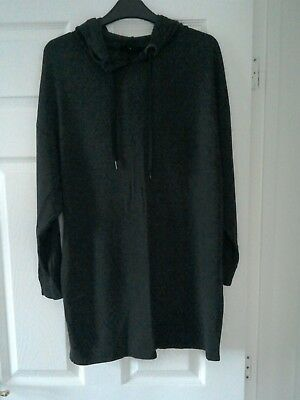 ladies hoody dress size S from next