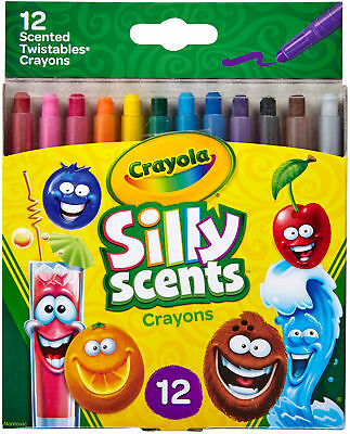 Crayola Silly Scents Twistables Mini Crayons  52-9612