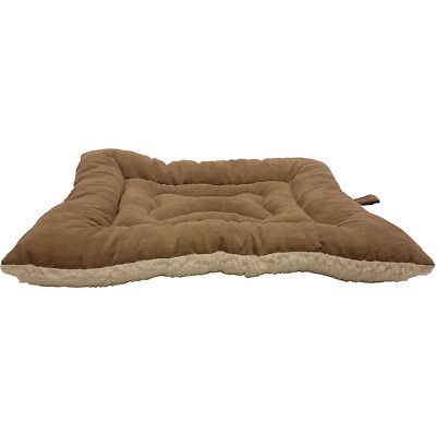 "Sleep Zone 18"" Fashion Bed & Crate Mat Caramel 32865"