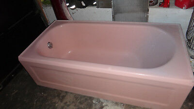Antique Pink Kohler Bathtub - get now with lower price!