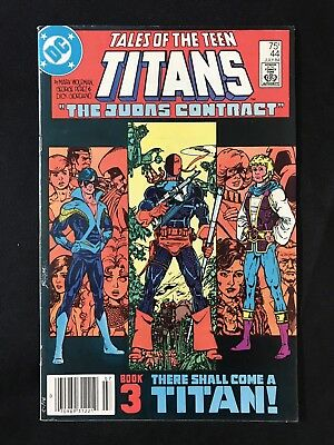 Tales Of The Teen Titans #44 (1984) 1st Nightwing / High Grade Key / NM