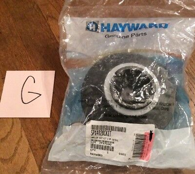 Hayward SPX4020CKIT 2-Horsepower Impeller Assembly with Ring &Seal Replacement