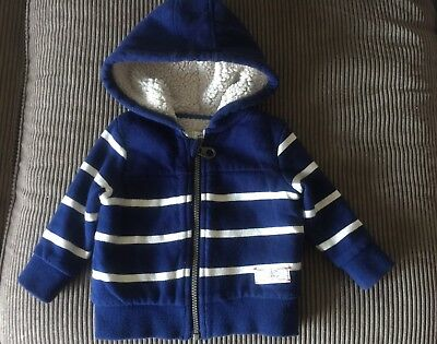 Joules boys cardigan size 6-9 months Perfect condition
