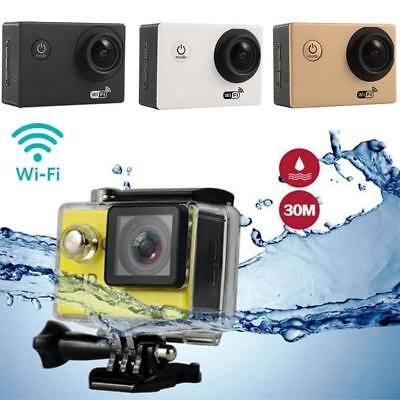 "Waterproof 4K SJ9000 Wifi HD 1080P 2"" Sports Action Camera DVR Cam Camcorder"