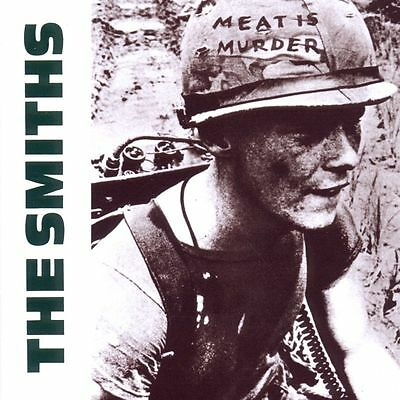 The Smiths Meat Is Murder Brand New Sealed Cd Remastered By Johnny Marr 2011