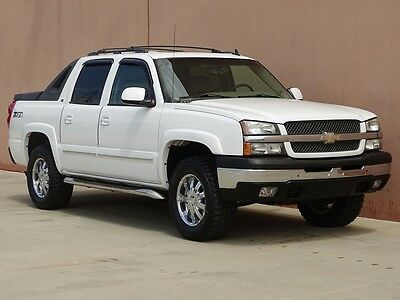 2006 Chevrolet Avalanche AVALANCHE Z71 2006 CHEVROLET AVALANCHE Z71 4X4 ACCIDENT FREE TEXAS TRUCK CARFAX CERTIFIED!