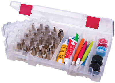 Artbin Bakers Cupboard Decorating Supply Case 6933AB