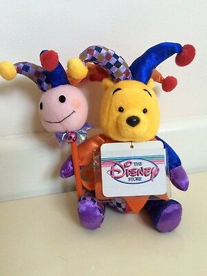 Winnie The Pooh Jester Extremely Rare