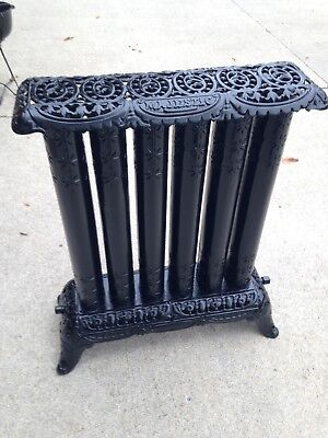 Vintage Cast Iron Majestic Gas Heater