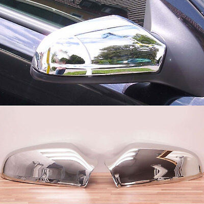 2 Coque Retroviseur Opel Astra H Gtc 03/2005-10/2010 Chrome