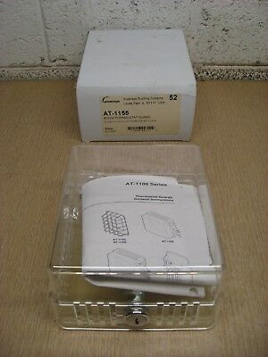 SIEBE AT-1155 Locking Clear Plastic Room Thermostat Guard
