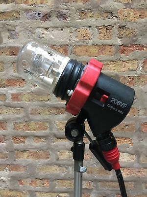 Speedotron 206VF Strobe Head with cable - Excellent!