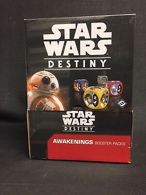 Star Wars Destiny Awakenings Sealed Booster Box