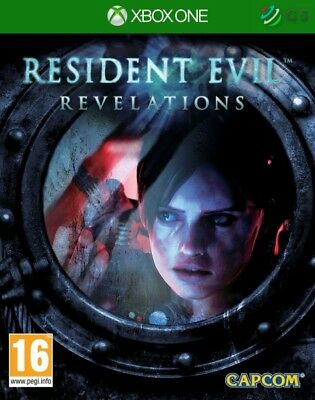 Resident Evil Revelations HD Xbox One * NEW SEALED PAL *