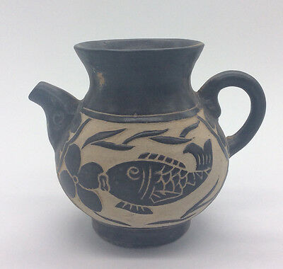 Chinese collection old pottery fish Pots a2014