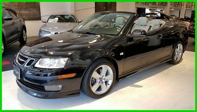 2007 Saab 9-3 Aero Well-preserved and cared-for, 95k Mile, Services current, New tires, Convertible