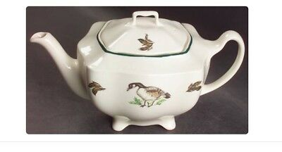 Genuine Johnson Brothers Brookshire Teapot