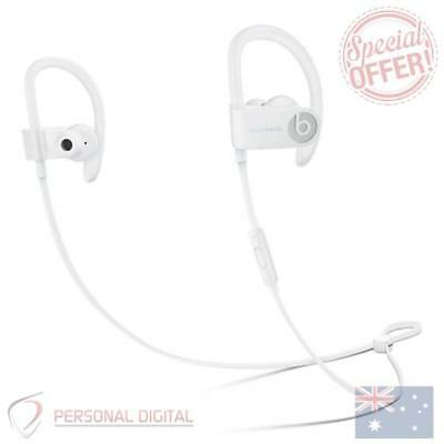 Genuine Beats Powerbeats 3 Wireless Earphones (White) New