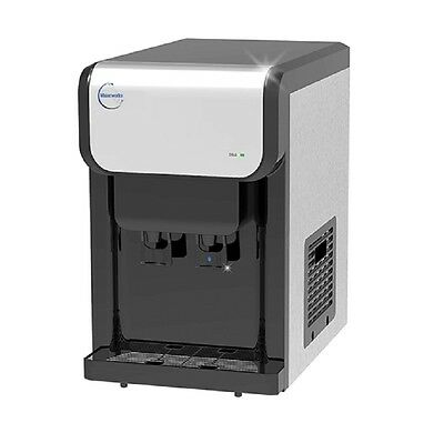 Chilled + Ambient Bench Top Mains Water Cooler Dispenser Cooling MiniTower