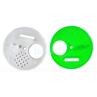 5 PCS Plastic Bee Nest Porte Entrée Disc Bee Hive Nuc Box Entrance Gate Tool BA