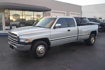 1997 Dodge Ram 3500 SLT LARAMIE 1997 Dodge Ram 3500 SLT LARAMIE 12 valve 5.9 Cummins Turbo Diesel Dually 5 SPEED