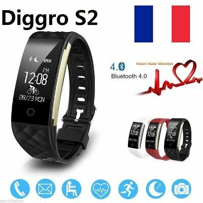 9b94d00b23c862 étanche Smart Watch Montre intelligente GPS Montre Connectée Pour Android  iphone
