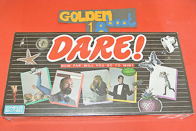 Dare! - Parker Brothers 1988 Board Game - New & Sealed - Fast Post Uk Seller