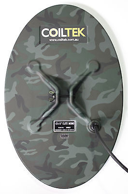 "NEW - Coiltek 17"" x 11"" Mono Elite coil Suit all Minelab SD GP and GPX detectors"