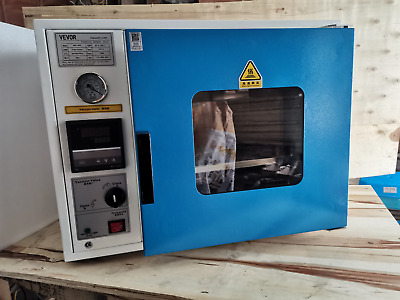 009-4592  Drying Ovens for Laboratory Use 0.9 Cu Ft Lab Vacuum Air Convection