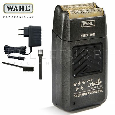 Wahl 5 Stars Series Finale Rasoio Finishing Da Barba Professionale