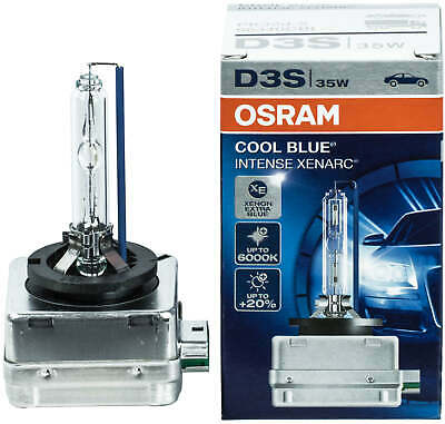 Osram Xenarc Cool Blue Intense 66340CBI D3S 1 pc