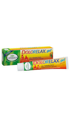 L'ANGELICA Dolorelax hot 75 ml therapeutic gel. - bandages and gauze bandages