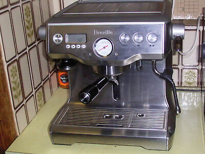 Breville BES900 coffee machine dual boiler