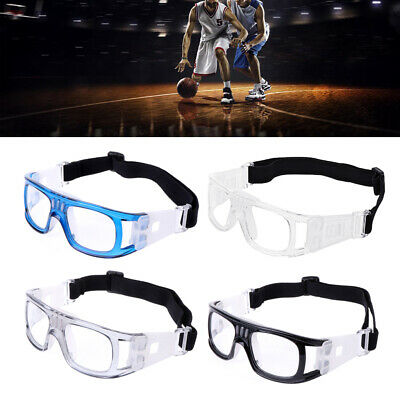 Sport Eyewear Protective Goggles Glasses Safe Cycling Basketball Soccer Football