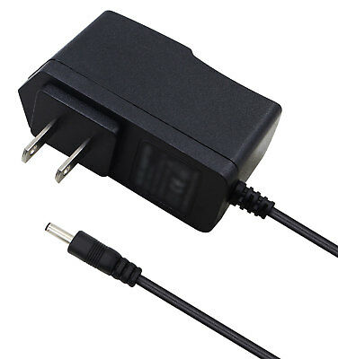 10V 10-volt 1A 1000mA AC Adapter to DC Power Supply Charger Cord 3.5/1.35mm plug