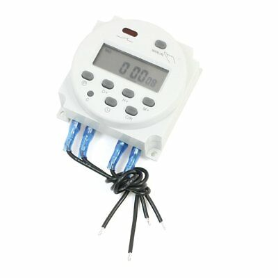 12V AC / DC Time Switch - Programmable Digital LCD Display Timer -CN101A G8A5