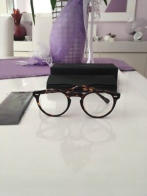 Glasses Occhiali Montatura  Oliver Peoples OV5186 1211 Gregory Peck 47[]23 150