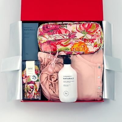 NEW Baby Clothing, Gifts and Accessories Summer Nights Travel Hamper - Blush