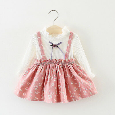 1PC Toddler Girls Clothing Girl Dress Plaid Cotton Casual Fashion Lovely Dresses