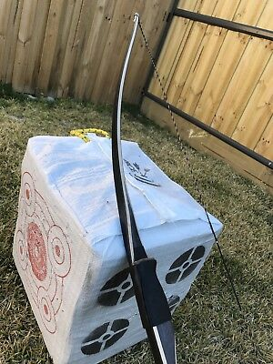Bear Montana Longbow Package RH #50