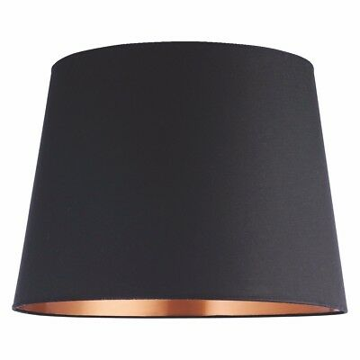 1 Large Ikea Nymo Black And Copper Lampshades 163 6 00