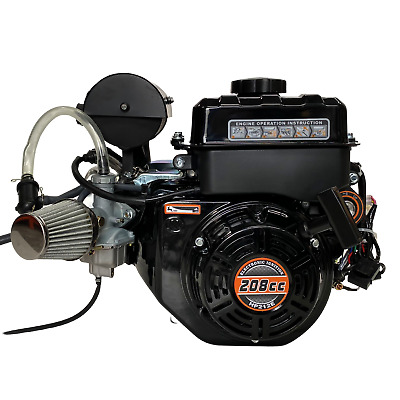 Lifan 600rpm Petrol Engine With 6:1 Reduction Gearbox Replaces HONDA GX200 GX160